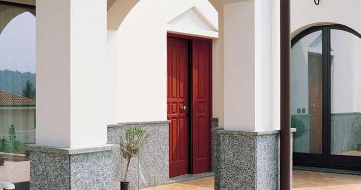 Ljudreduktion och isoleringsegenskaper dörr
