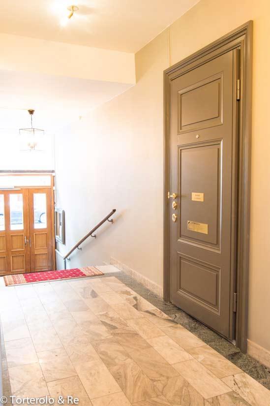 Säkerhetsdörr lägenhet klass 4 till Brf Laxöringen bostadsrätsförening